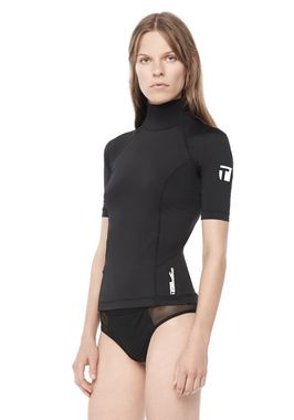 SWIM RASH GUARD TOP