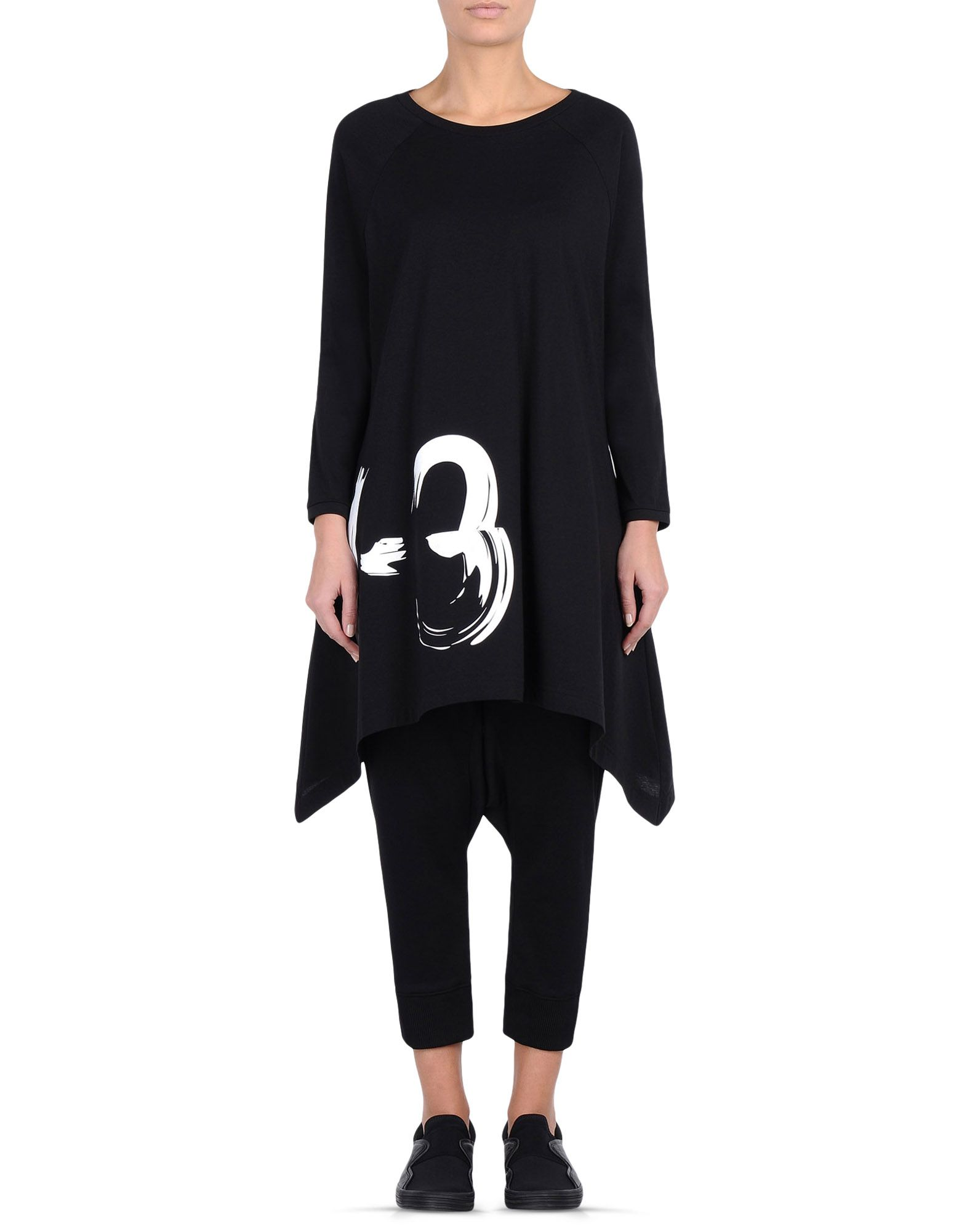 Y-3 GRAPHIC TUNIC TEES & POLOS woman Y-3 adidas