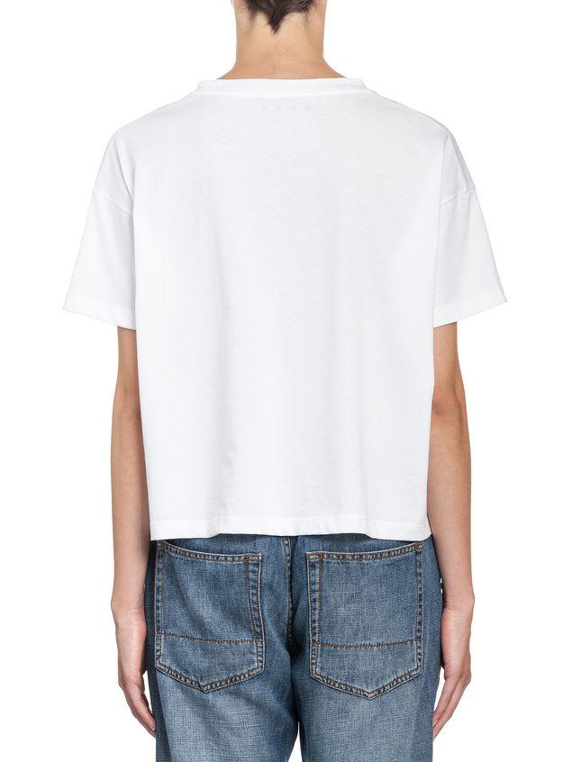 Marni T-shirt in jersey Jack Davidson print Woman