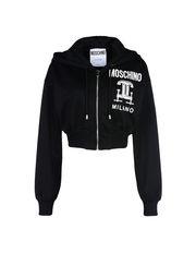 Zip sweatshirt Woman MOSCHINO