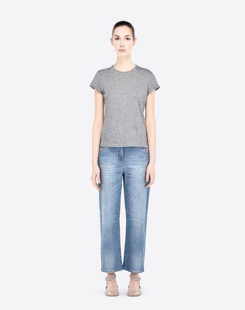 VALENTINO T-shirt D NB0MG06H3NF 0BO r