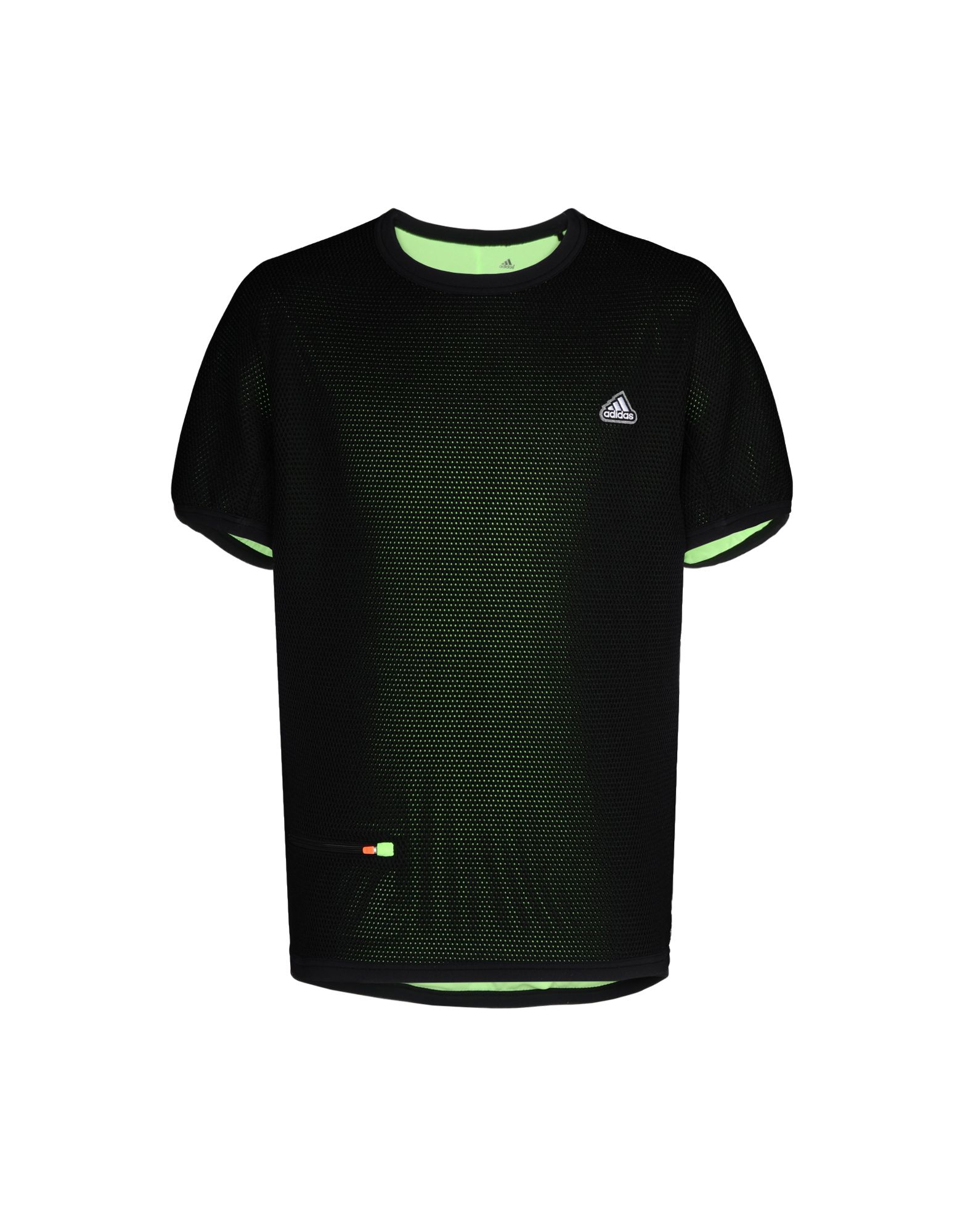 factory authentic cff7f f72c8 ... KOLOR adidas by kolor CLIMACHILL TEE Short sleeve t-shirt Man f ...