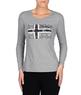 NAPAPIJRI SAGARMATHA WOMAN LONG SLEEVE T-SHIRT
