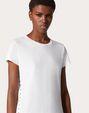 VALENTINO LB3MG02Z2QJ 0BO T-shirt D a