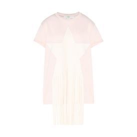 STELLA McCARTNEY T-Shirt D Rose Star Patch T-shirt  f