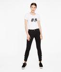 KARL LAGERFELD T-shirt à col ras de cou #Teamkarl 8_d