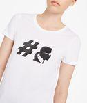 KARL LAGERFELD T-shirt à col ras de cou #Teamkarl 8_e