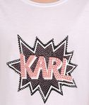 KARL LAGERFELD Embellished Karl Pop tee 8_e