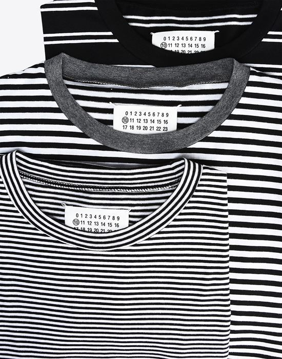 Maison Margiela Pack Of T Shirts 3'stereotype' Men‎ DWH9E2I