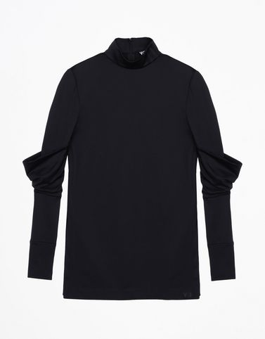 Y-3 LUX FRENCH TERRY TOP TEES & POLOS woman Y-3 adidas