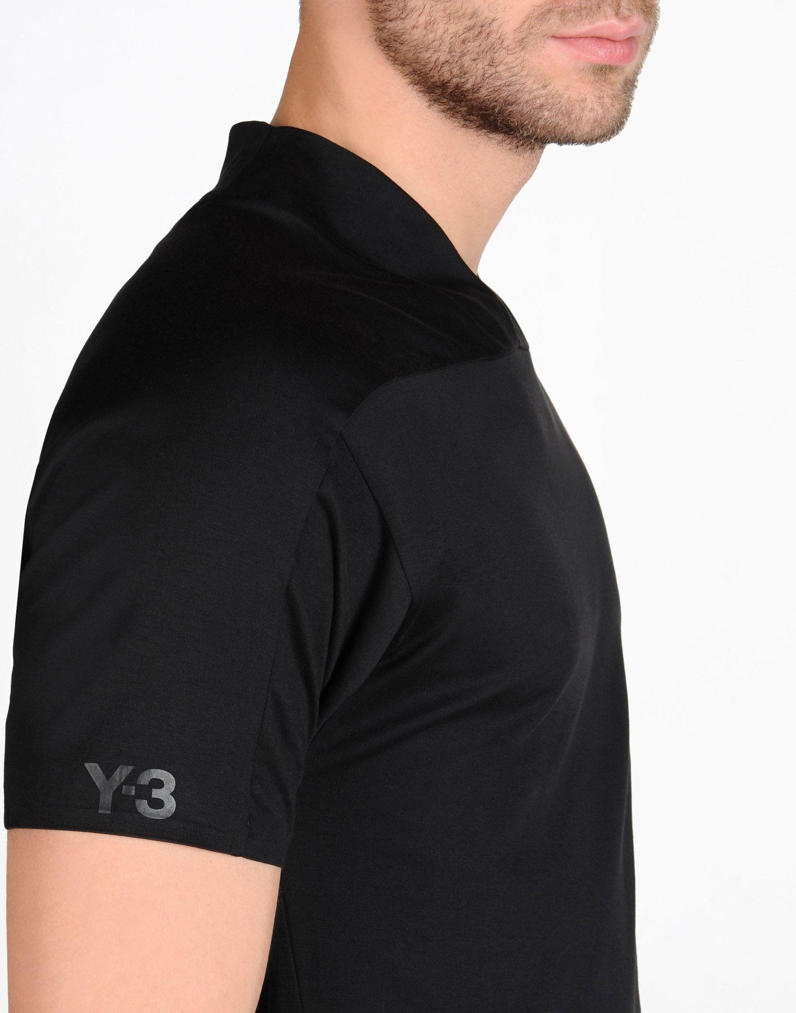 Y-3 BASIC V-NECK TEES & POLOS unisex Y-3 adidas