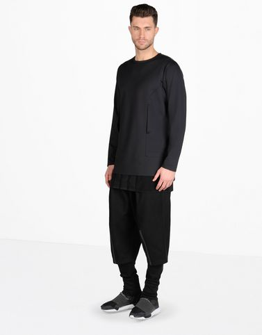 Y-3 LUX FT PURE LS TEE TEES & POLOS woman Y-3 adidas