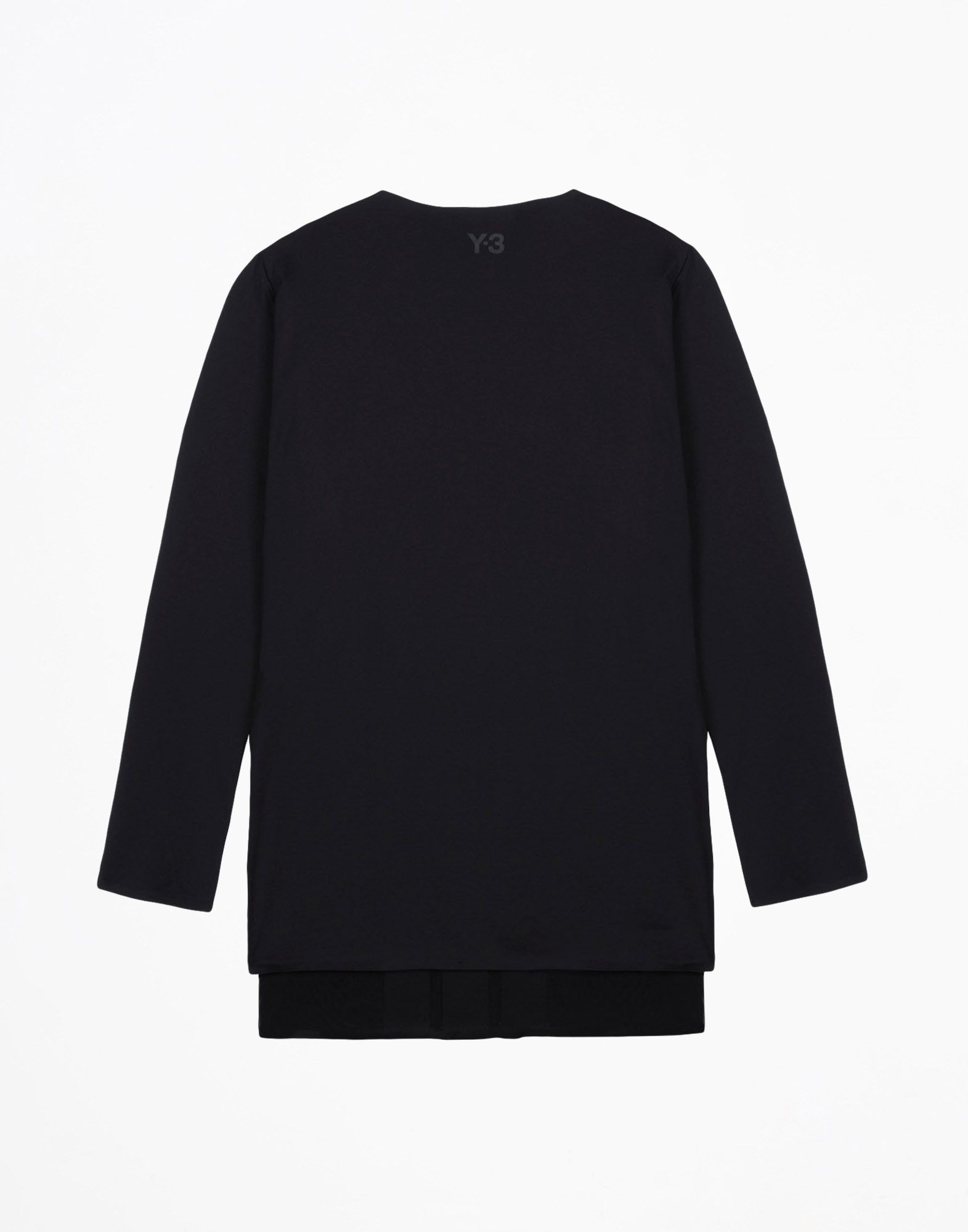 Y-3 LUX FT PURE LS TEE TEES & POLOS unisex Y-3 adidas