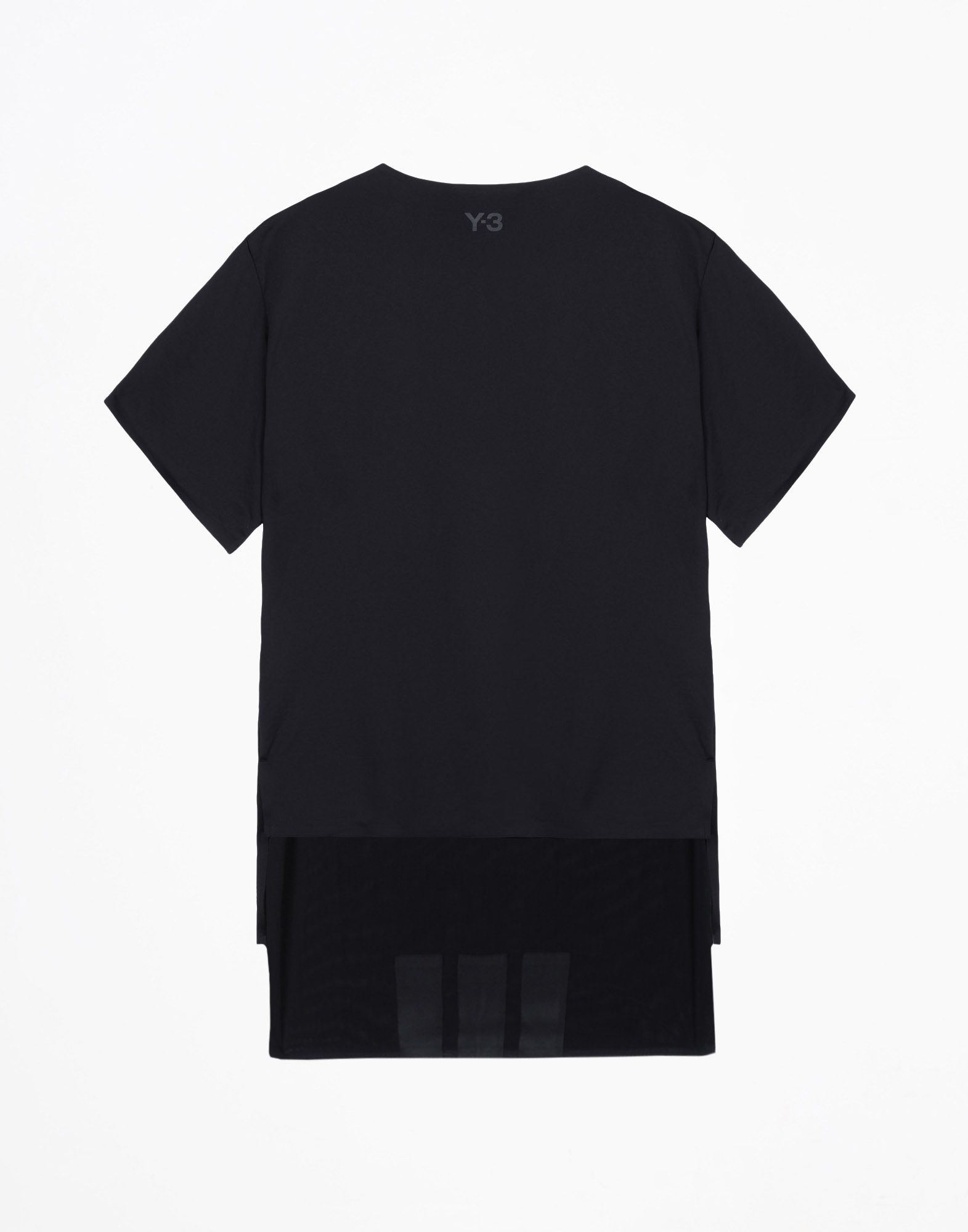 Y-3 LUX FT PURE TEE TEES & POLOS unisex Y-3 adidas