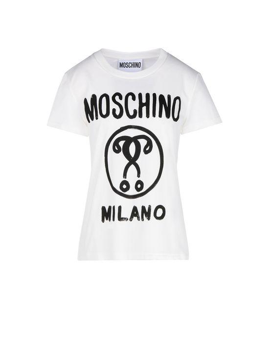 Short sleeve t-shirts Woman MOSCHINO
