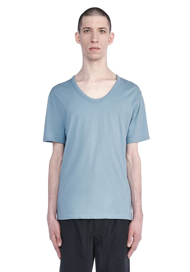 T by ALEXANDER WANG ready-to-wear-sale CLASSIC LOW NECK TEE