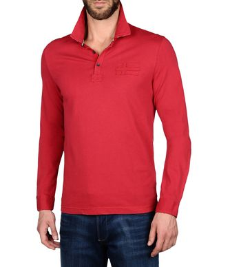 NAPAPIJRI ESIA MAN LONG SLEEVE POLO