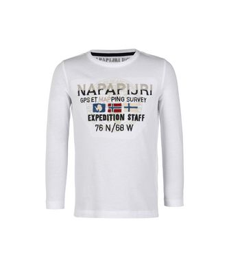 NAPAPIJRI K SYLIS JUNIOR KID LONG SLEEVE T-SHIRT