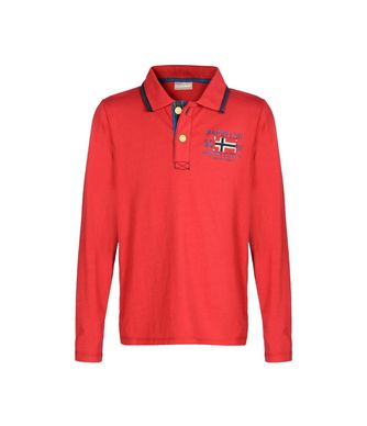 NAPAPIJRI K ENCO JUNIOR KID LONG SLEEVE POLO