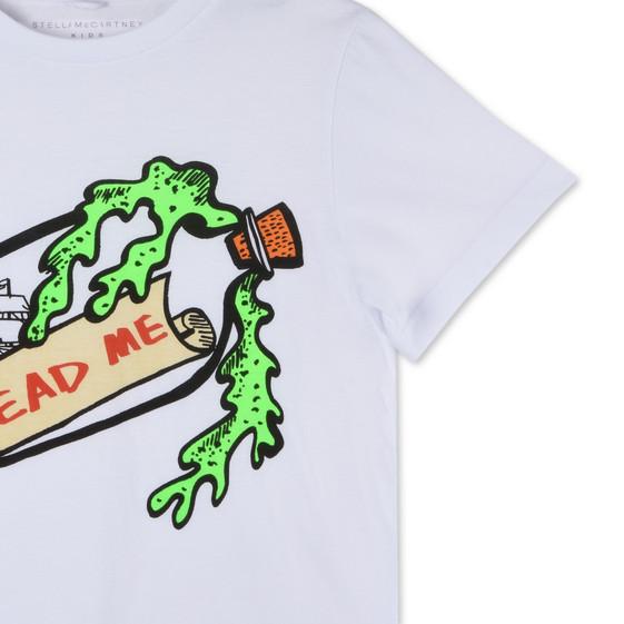 Arrow Message in a Bottle T-shirt