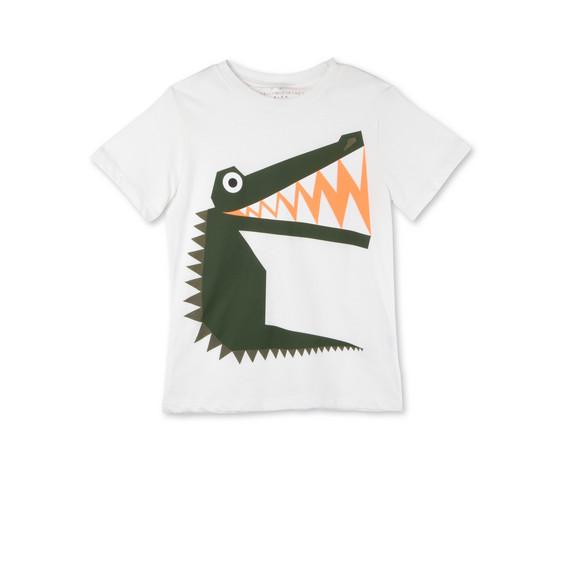 Arlo Crocodile Print T-shirt