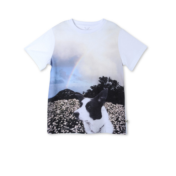 Arlo Meat Free Monday Dog T-Shirt