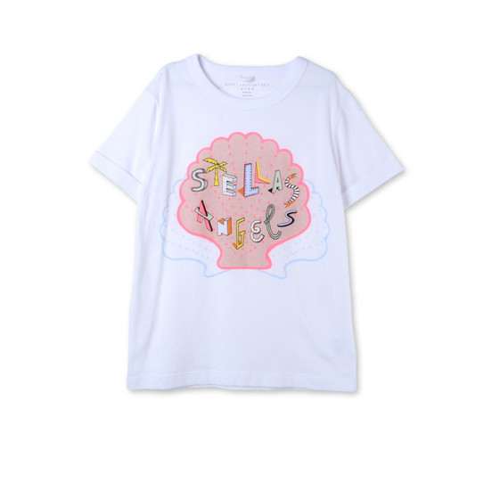 Stella's Angels Print Lolly T-shirt