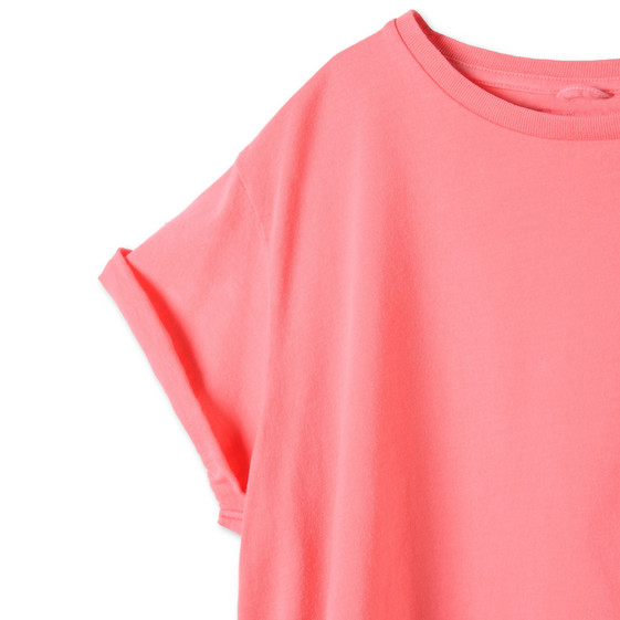 Bright Pink Plum T-shirt