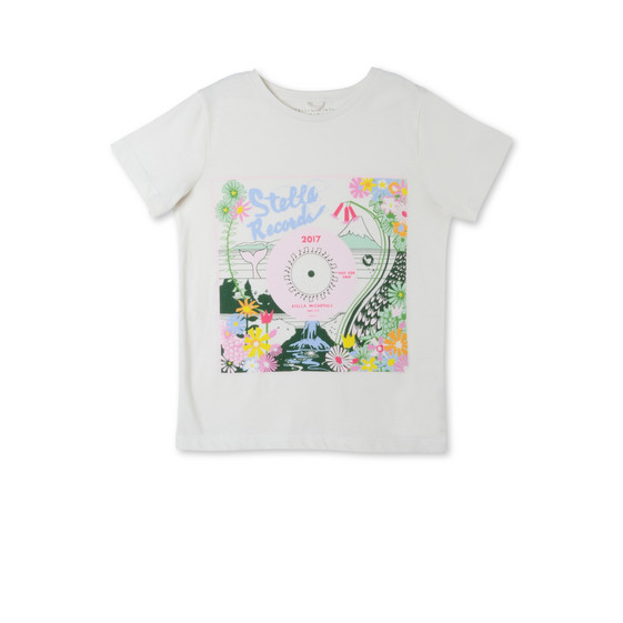 Arlow Stella Records Print T-shirt