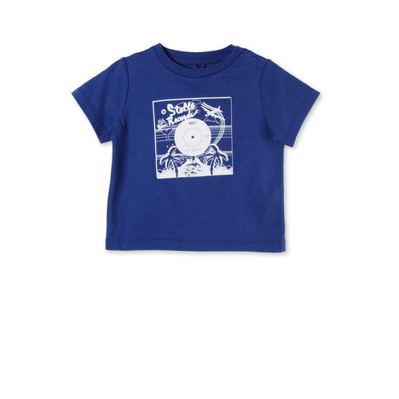 Blue Stella Records Chuckle T-shirt