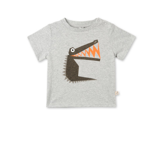Crocodile Print Chuckle T-shirt