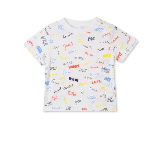 Names Print Chuckle T-shirt