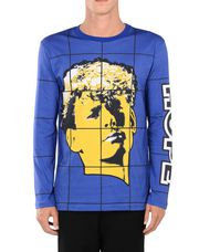 Long sleeve t-shirt Man MOSCHINO