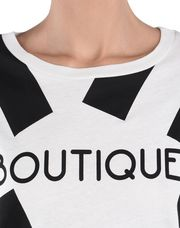 BOUTIQUE MOSCHINO Short sleeve t-shirts Woman e