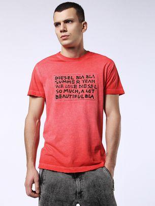 DIESEL T-DIEGO-NH T-Shirt U f