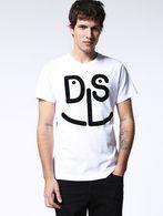 DIESEL T-DIEGO-MD T-Shirt U f