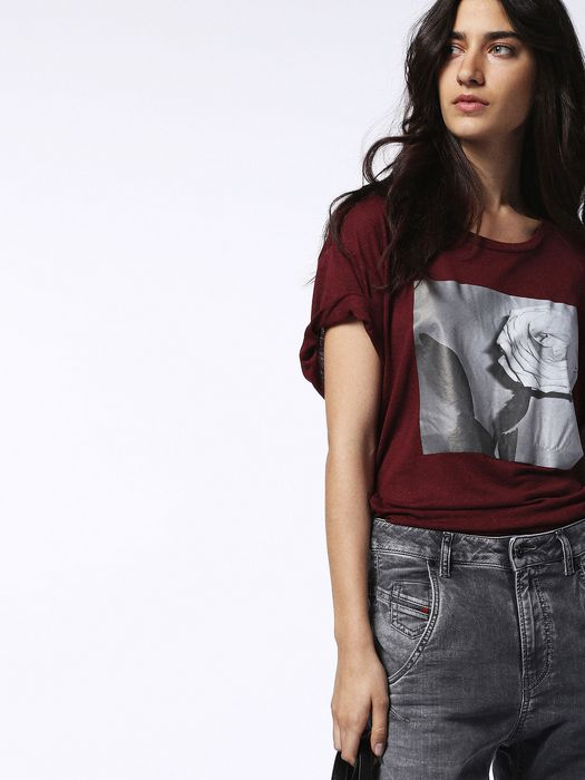 DIESEL T-RACHEL-P T-Shirt D a