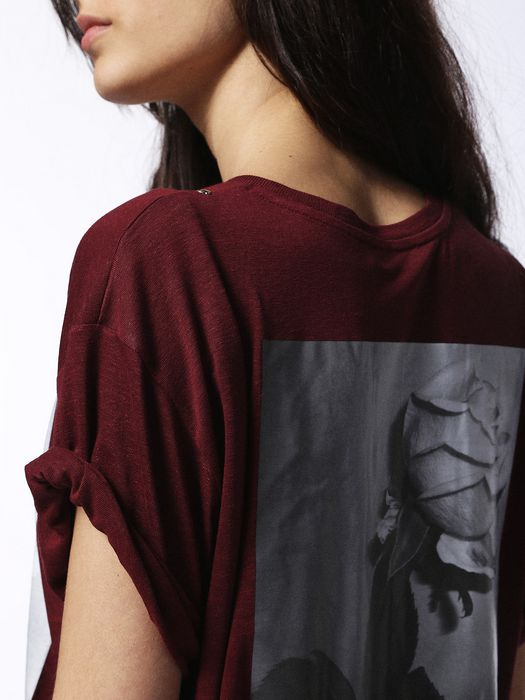 DIESEL T-RACHEL-P T-Shirt D b