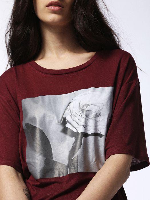 DIESEL T-RACHEL-P T-Shirt D d