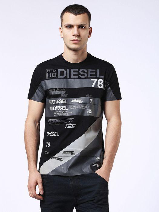 DIESEL T-JOE-NI T-Shirt U f