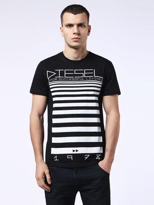 DIESEL T-DIEGO-OD T-Shirt U f