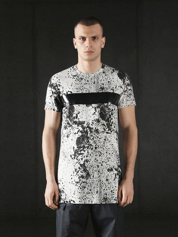 DIESEL MO-T-BRAD-BIS Camiseta U f