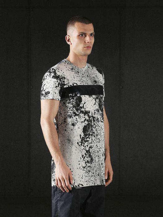 DIESEL MO-T-BRAD-BIS T-Shirt U e