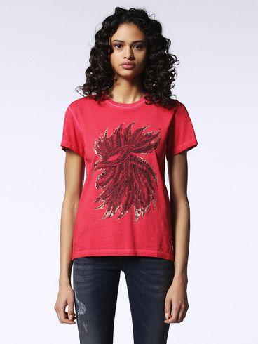 DIESEL LU-T-LULLY T-Shirt D f