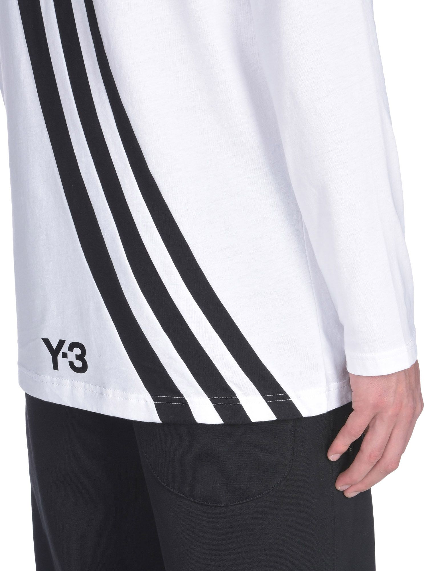 Y-3 3-STRIPES TEE TEES & POLOS man Y-3 adidas
