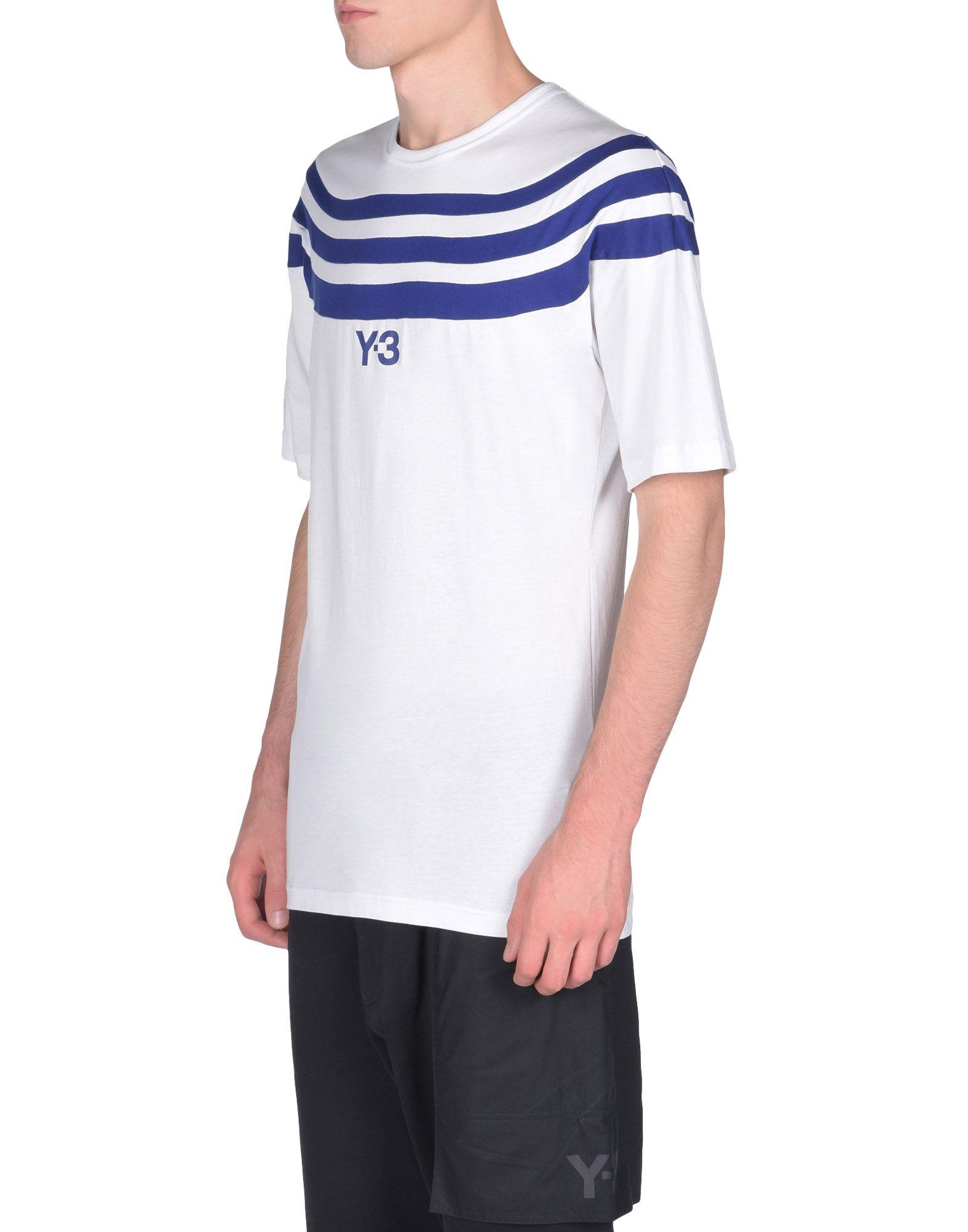 Y-3 Y-3 3-STRIPES TEE T シャツ メンズ r