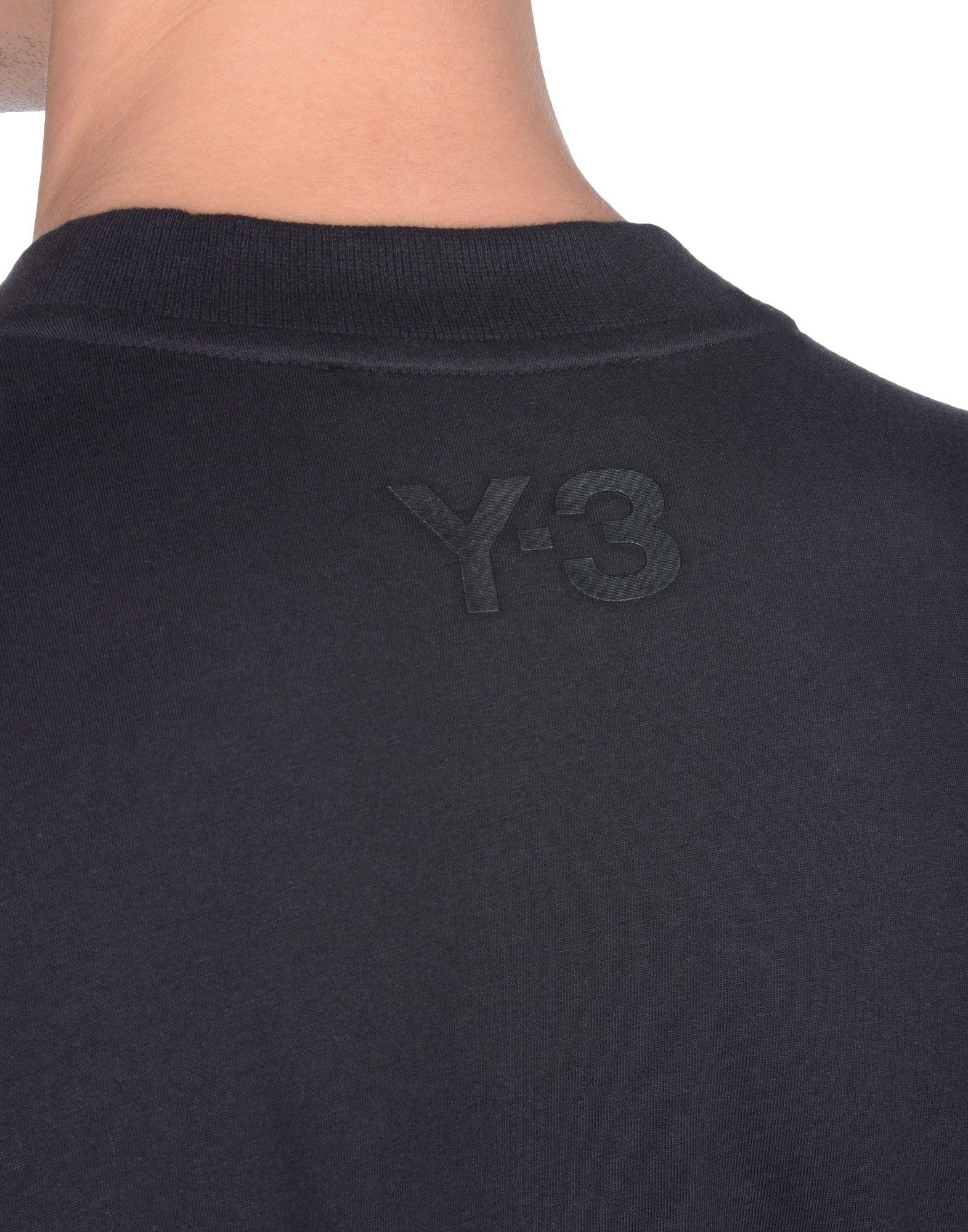 Y-3 TV FUTURE TEE TEES & POLOS man Y-3 adidas