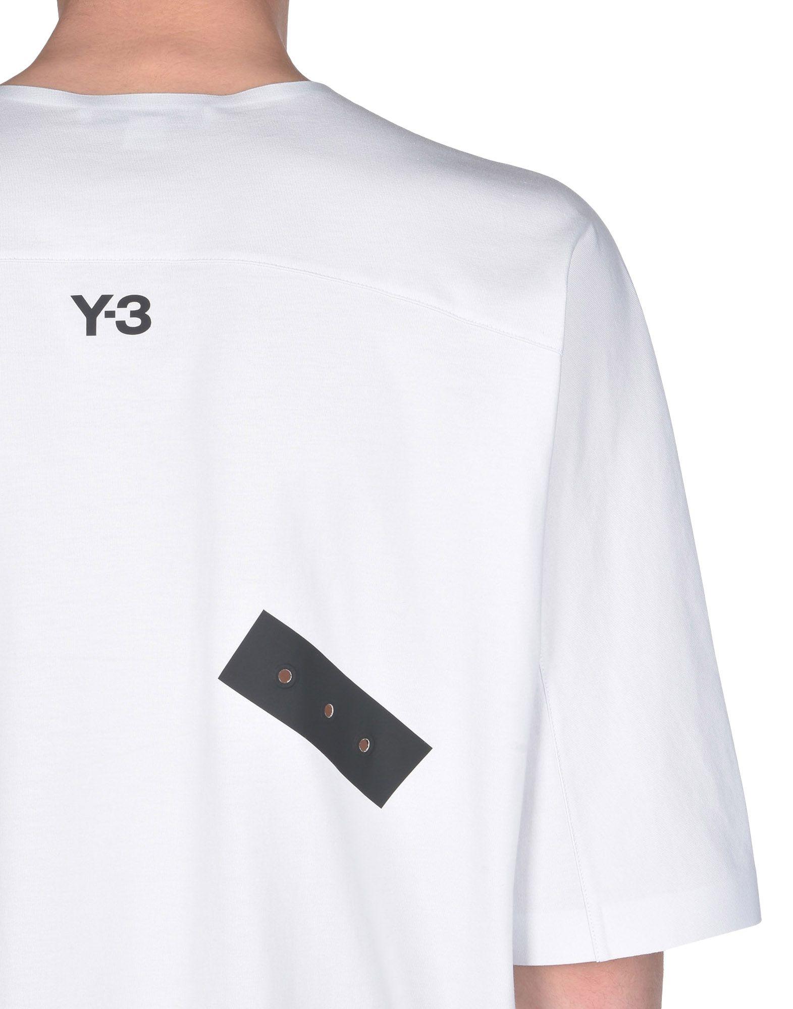 Y-3 Y-3 SKYLIGHT TEE T シャツ メンズ a