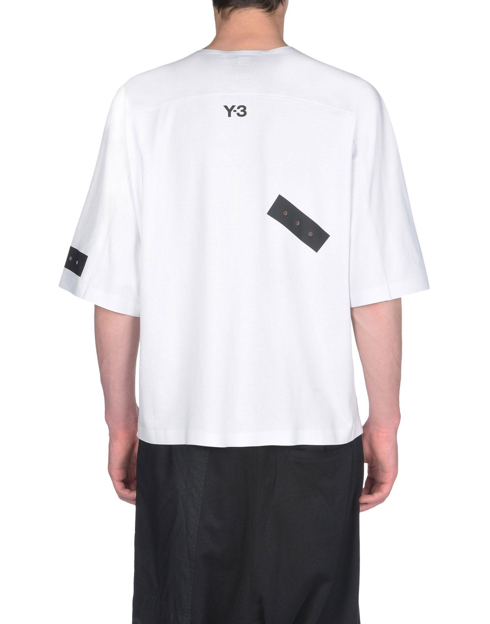 Y-3 Y-3 SKYLIGHT TEE T シャツ メンズ e