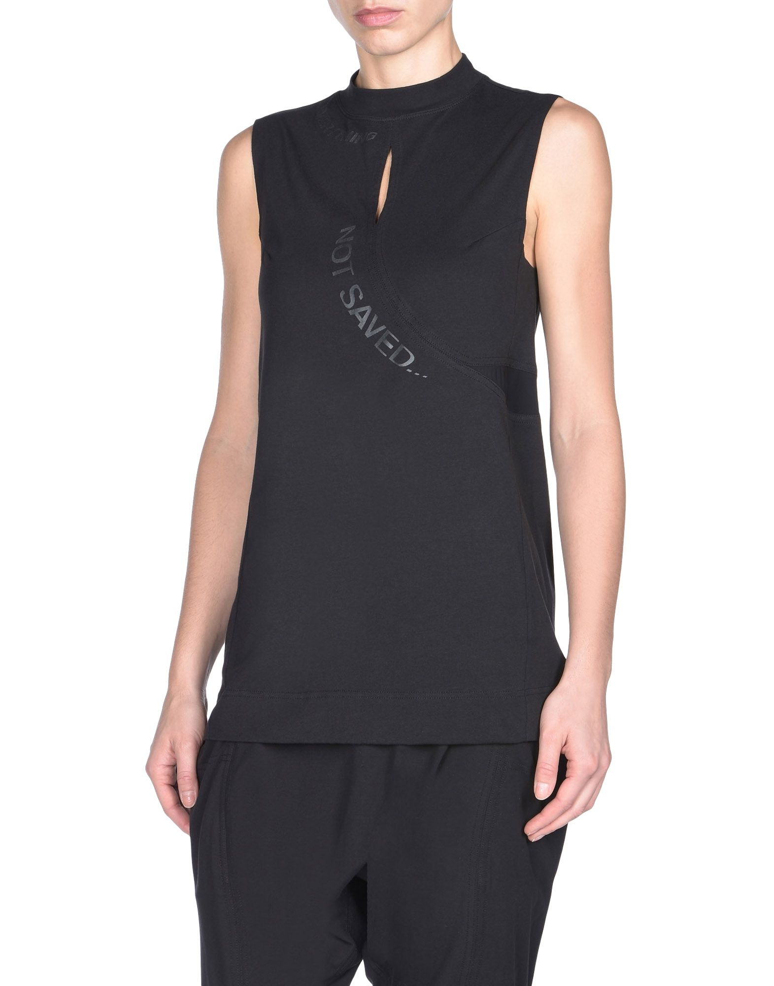 Y-3 STATEMENT TANK TOP TEES & POLOS woman Y-3 adidas